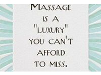 Get yourself pampered! £20/£40!Get a massage!