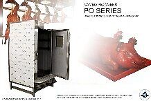 COMBO BBQ OVEN GAS STAND UP UNIT