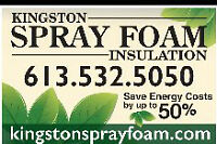 Kingston Spray Foam Insulation