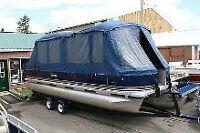 2013 - 24' Pontoon Boat 29,900