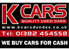 £995 CARS AT K-CARS CHOICE OF FOUR ALL MOT'D SOME TAXED Fife