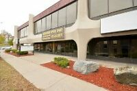 Large professional office space for lease in downtown Belleville