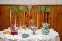 CANDY BAR SIGN-ONLY