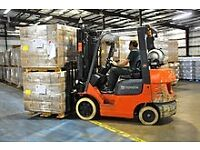 WAREHOUSE PACKING ASSISTANT REQUIRED IN GRAYS , ESSEX IMMEDIATE START