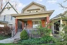 4 bedroom house in Old North with finished basement & 2 dens