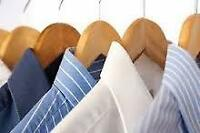 AIDE GENERAL NETTOYEUR A SEC / DRY CLEANER HELP PERSON
