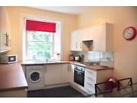 Ref 492-Beautifully presented 2 double bedroom flat on Buccleuch Street, avail from 05 September!