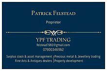 Felstead and Sons ltd