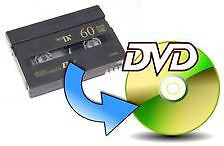 Professional VHS Hi8 tape conversion to DVD/Blu-ray Peterborough Peterborough Area image 3