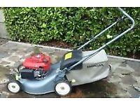 Honda ivy petrol lawnmower