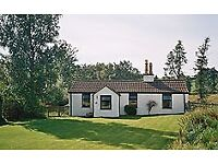 Upper Finlarig Cottages - Holiday cottages overlooking Cairngorm Mountains in the Scottish Highlands