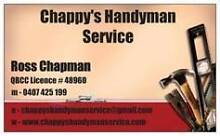 Chappy's Handyman Service Wishart Brisbane South East Preview