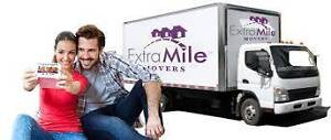 Interstate Removalists  QLD-NSW-VIC Extra Mile Movers Brisbane City Brisbane North West Preview