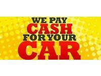 CASH FOR CARS, VANS, JEEPS,