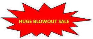 Huge garage sale - Girl Guide fundraiser, WINTER BLOWOUT