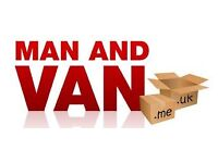 Man & Van Cheapest Quotes Gaurantee in House Removals & Pickups Services,Professional & Good Service