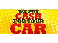 SELL YOUR CAR TODAY... HERE IN PATCHWAY ,,CASH PAID