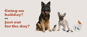 Going away? need your home and pets cared for while your gone?