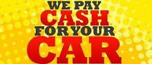 CASH FOR CARS! QUICK CASH! Sydney City Inner Sydney Preview