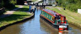 Bespoke Boating, Permanent Liveaboard Narrowboat Cruising the Canals of London