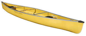 17ft CANOE 17 foot Family Canoe