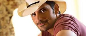 Brad Paisley Concert Tickets Section 3