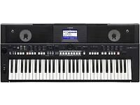keyboard yamaha psr s650 like new