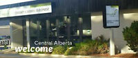 Community Futures of Central Alberta Training Sessions