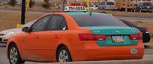 City of Toronto STANDARD taxi cab license for sale