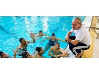 Private swimming tutor is required for 15 year old GCSE student