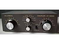 global coupler at- 2000 receive only antenna tuner.