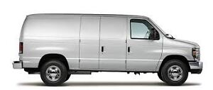 Student With Cargo Van For Small Moves, Junk Removal, Deliveries