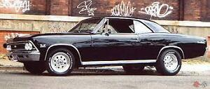 wanted  1966 to 1970 chevelle or beaumont
