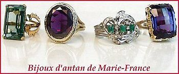 Estate Jewelry from Marie-France
