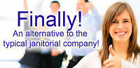 OFFICE COMMERCIAL CLEANING SERVICE  trust experience