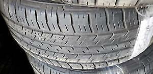 4 pneus ete 195 65 R15 General
