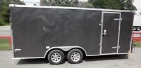 TRAILERS FOR RENT BY THE DAY OR THE WEEK - VARIOUS SIZES