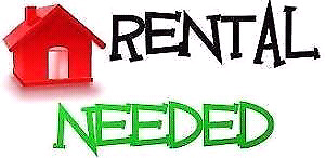 NEED ASAP  2-3 bedroom apartment or house asap