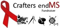 Crafters endMS fundraiser weekend