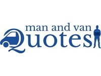 MAN AND VAN QUOTES -COMPARE INSTANT FIXED PRICE or HOURLY Quotes from 1000's of Transporters. sal