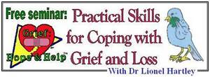 Free Grief Seminar: Practical Help for the Grieving Nerang Gold Coast West Preview