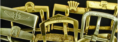 Vintage Wristwatch Buckles and More