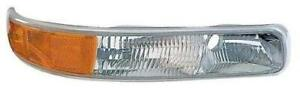 1999-2002 Chevrolet Silverado Signal Lamp Passenger Side High Quality