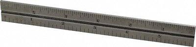 Starrett 6 Inch Long Blade 4r Graduation Combination Square Blade Steel 16...