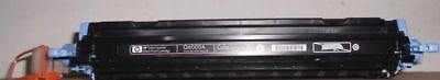 HP  Q6000A Toner 124A black für LJ 1600 2600 2605 CM1015mfp CM1017mfp ohneOVP D- gebraucht kaufen  Waddeweitz