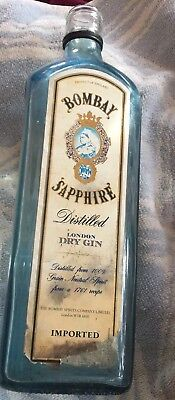 Bombay Sapphire Extra Dry Gin Bottle Empty ()