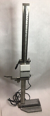 Mitutoyo 507-313 Digital Height Gaugegage Wcase Out Of College Lablittle Use