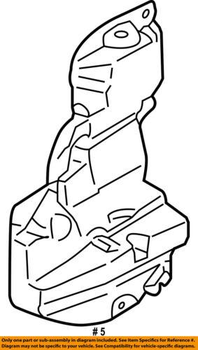 Intierior Parts Diagram 2004 F150