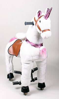 Galoppo® - Spielzeug-Einhorn zum Reiten für Kinder