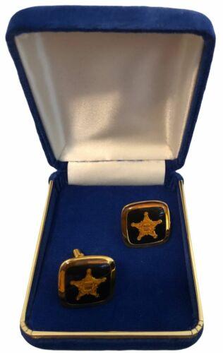 United States Secret Service Cufflink Set by Dondero Inc